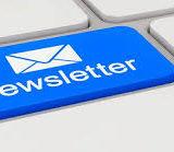 Invittare iscrizione alla newsletter